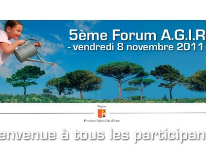 Forum A.G.I.R pour l'Environnement