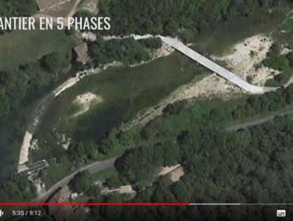 Projet Audiovisuel – sensibilisation aux travaux en rivière