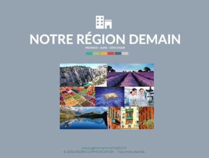 Animation sur l'actualité économique régionale