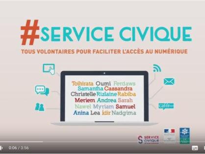 Projet audiovisuel CAF des Bouches du Rhône