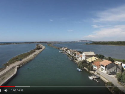 Projet audiovisuel – Travaux Canal du Rhône à Sète