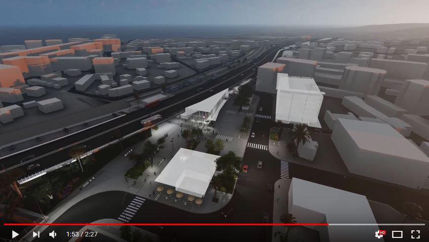 Concertation Gare de Cagnes-sur-Mer